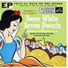EYA-45 Walt Disney's Cinderella and Snow White And The Seven Dwarfs