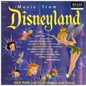 DL 8105 Music From Disneyland