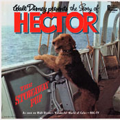 ST-1921 The Story Of Hector, The Stowaway Pup