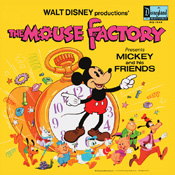 DQ-1342 The Mouse Factory Presents Mickey And His Friends