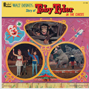 ST-1904 Walt Disney's Story Of Toby Tyler In The Circus